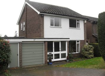 Thumbnail 3 bed detached house to rent in Sallows Shaw, Sole Street, Cobham, Gravesend