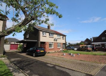 Thumbnail 3 bed semi-detached house for sale in Humbie Road, Kirkliston