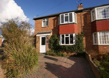 Thumbnail 3 bed semi-detached house for sale in Mead Way, Fareham