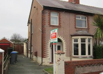 Thumbnail 1 bed flat to rent in Clovelly Avenue, Thornton Cleveleys