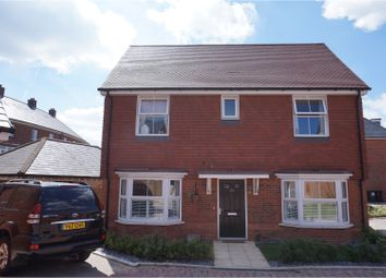 Thumbnail 3 bed detached house for sale in Clarence Way, West Malling