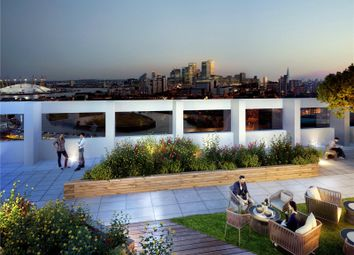Thumbnail 3 bed flat for sale in Discovery Tower, Hallsville Quarter, Canning Town, London