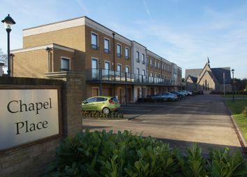 Thumbnail 3 bed terraced house for sale in Chapel Place, Shoeburyness, Shoebury Garrison