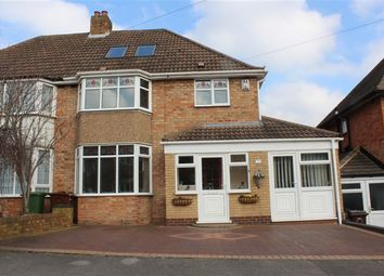 Thumbnail 4 bedroom semi-detached house for sale in Woodford Avenue, Castle Bromwich, Birmingham