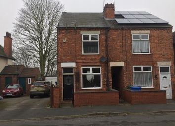 Thumbnail 2 bedroom semi-detached house for sale in Shaw Street, Mansfield