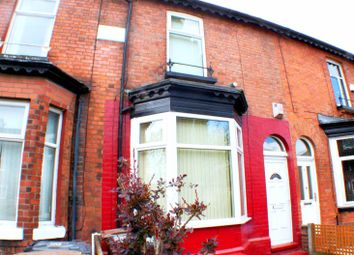 Thumbnail 2 bedroom terraced house to rent in Cromwell Road, Eccles, Manchester