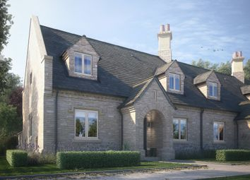 Thumbnail 3 bed end terrace house for sale in Central Avenue, Brampton, Huntingdon