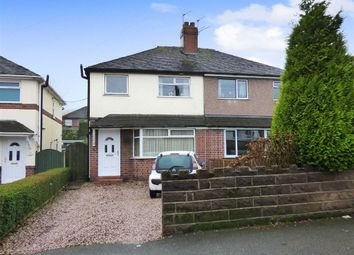 Thumbnail 3 bedroom semi-detached house for sale in Cedar Avenue, Talke, Stoke-On-Trent