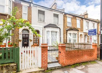 Thumbnail 3 bed terraced house for sale in West Green Road, London