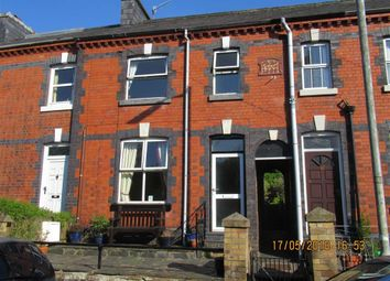 Thumbnail 2 bed terraced house to rent in 19, Hafren Terrace, Llanidloes, Powys