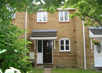 Thumbnail 2 bed terraced house for sale in Newbury Drive, Chippenham