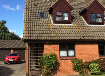 Thumbnail 2 bed end terrace house for sale in Henley Close, Saxmundham