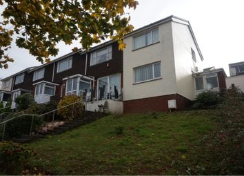 Thumbnail 1 bed end terrace house for sale in Waterleat Avenue, Paignton