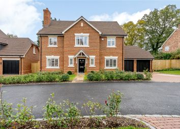 Thumbnail 5 bed detached house for sale in Chavey Down Road, Winkfield Row, Bracknell, Berkshire
