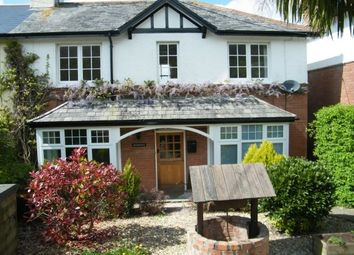 Thumbnail 3 bed property to rent in Fortescue Road, Sidmouth