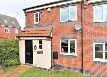 Thumbnail 3 bed town house for sale in Moulton Road, Hamilton, Leicester
