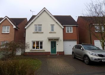 Thumbnail 4 bed detached house for sale in 15, Hoopers Close, Bottesford, Nottingham