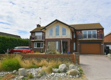 Thumbnail Detached house for sale in Marine Drive, Kingsgate, Broadstairs, Kent