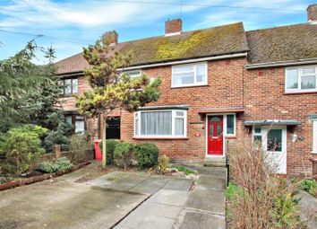 3 bed terraced house for sale in Churchill Avenue, Chatham, Kent ME5