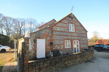 Thumbnail 2 bed semi-detached house to rent in The Stables, Bradley Road, Warminster