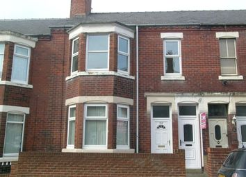 Thumbnail 3 bed flat to rent in Gordon Road, South Shields