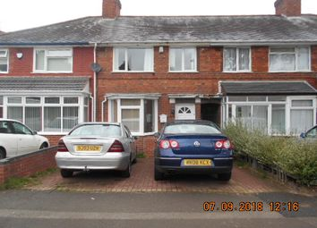 Thumbnail 3 bed terraced house for sale in Severne Road, Acocks Green