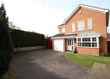 Thumbnail 4 bed detached house for sale in Hazel Drive, Purdis Farm, Ipswich