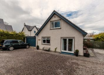Thumbnail 4 bed detached house for sale in Croy, Inverness