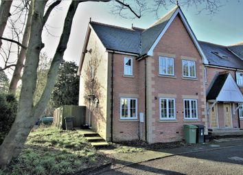 Thumbnail 2 bed terraced house for sale in Grange Court, Bishops Castle, Shropshire