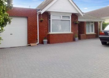 Thumbnail 4 bed detached bungalow to rent in Drove Road, Swindon, Wiltshire