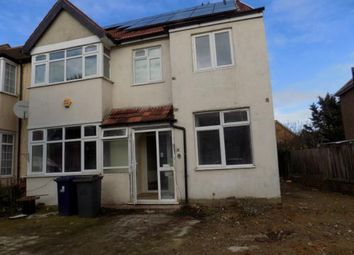 Thumbnail 8 bed semi-detached house to rent in Garrick Road, Greenford