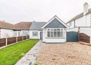Thumbnail 3 bed bungalow for sale in Eastwood Road North, Leigh-On-Sea, Essex