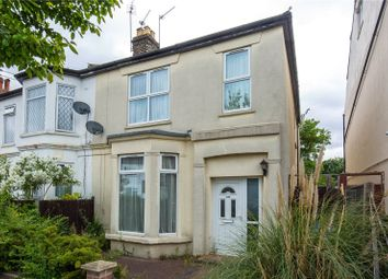 Thumbnail 4 bed semi-detached house for sale in Station Road, Finchley, London