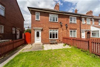 Thumbnail 2 bed terraced house to rent in Midway, Walker, Newcastle Upon Tyne
