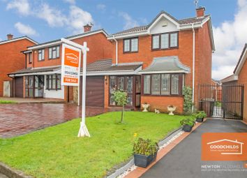 Thumbnail 3 bed detached house for sale in Mere View, Shelfield, Walsall