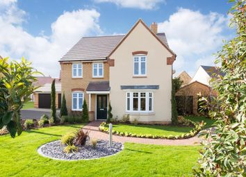 "Thumbnail 4 bed detached house for sale in ""Holden"" at Fen Street, Brooklands, Milton Keynes"