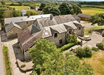Thumbnail Land for sale in Morfa Ganol Cottages, Nr. Llangrannog, Llandysul, Ceredigion