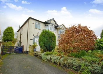 Thumbnail 3 bed semi-detached house for sale in Plantation View, Bacup, Lancashire