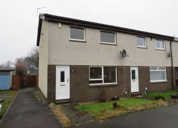 Thumbnail 2 bed end terrace house for sale in Aranthrue Crescent, Renfrew