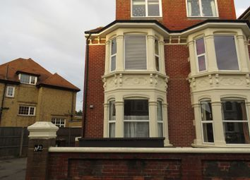 Thumbnail 2 bed flat for sale in Whitwell Road, Southsea