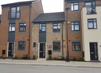 Thumbnail 3 bedroom mews house to rent in Norville Drive, Stoke-On-Trent
