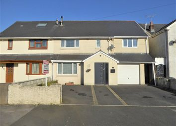 Thumbnail 5 bedroom semi-detached house for sale in Joslin Road, Coity, Bridgend County.