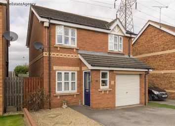 Thumbnail 3 bed property for sale in Willowmead Close, Scunthorpe