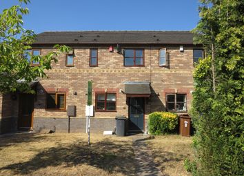 Thumbnail 2 bed terraced house for sale in Jacklin Close, Branston, Burton-On-Trent