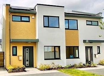 Thumbnail 3 bed town house to rent in The Retreat Drive, Topsham, Exeter
