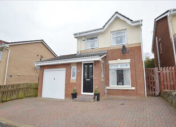 Thumbnail 3 bed detached house for sale in Murray Crescent, Newmains, Wishaw