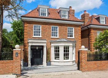 Thumbnail 6 bed detached house for sale in Lancaster Gardens, Wimbledon Village