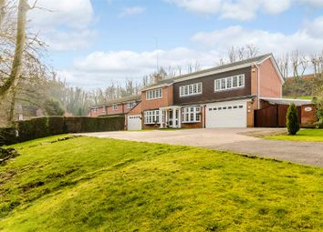 Thumbnail 5 bed detached house for sale in Brookside Road, Breadsall, Derby