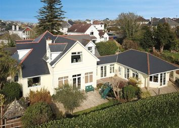 Thumbnail 4 bed detached house for sale in Holwell Road, Central Area, Brixham