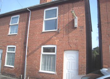 Thumbnail 2 bed end terrace house to rent in Vicars Walk, Worksop
